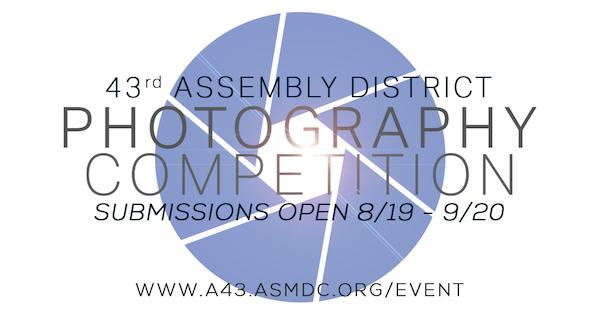 43rd Assembly District Photography Competition