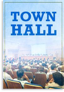 College Affordability Town Hall