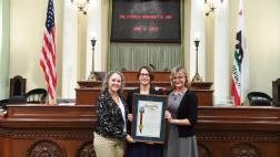 Friedman Names Burbank Arts For All as the 43rd District's 2019 Nonprofit of the Year
